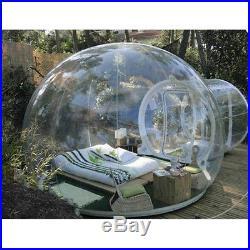 Inflatable Bubble Tent Outdoor Bubble House Tent Transparent Stargaze Camping