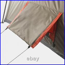 Instant 3-Room 12 Person Cabin Tent Waterproof Outdoor Family Camping Shelter