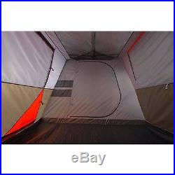Instant Cabin Tent 12 Person 3 Room L Shaped Outdoor Family Shelter Camping NEW