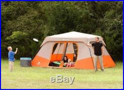 Instant Cabin Tent Family 8 Person Camping Waterproof Hunting Outdoor Hiking New