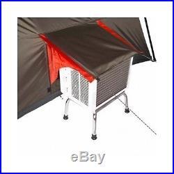 Instant Cabin Tent Ozark Trail 12 Person 3 Room
