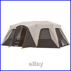 Instant Camping Cabin Large Tent 12 Sleeps Waterproof Family Outdoor Fishing