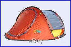 Instant Pop Up 2 Person Camping Tent from Campertent Canada