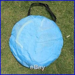 Instant Pop-up Beach Tent Camping Hiking UV Protective Shelter Cover Outdoor