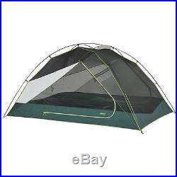 Kelty Trail Ridge 3 Tent with Footprint 3-Person 3-Season One Color One Size