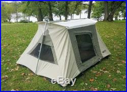Kodiak Canvas 8.5 x 6 ft Flex Bow 2 Person VX Tent 6086