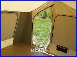 Kodiak Canvas Cabin 6 person 12x9 Tent 6121