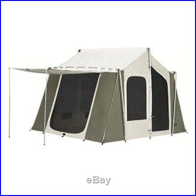 Kodiak Canvas Cabin Tent 6121 12 x 9 6-Person Capacity