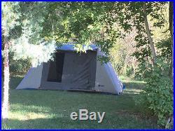 Kodiak Tents 6044 Canvas Tent 10 x 14 8-Person Camping Equipment