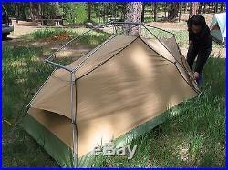 L. L. Bean vintage Canvas tent & L. L. Bean vintage Canvas tent @ Small Camping Tents