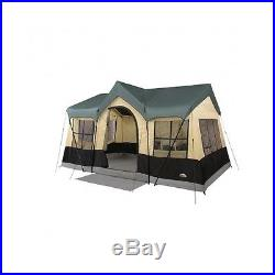 Large Family Tent 14' x 10' 8 Person Outdoor Camping Gear Hunting Fishing Canopy