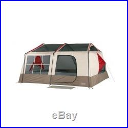 Large Family Tent Rainfly Camping Shelter Cabin Canopy 9 Person Outdoor