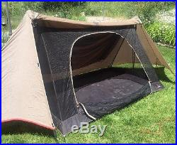 Lot Set MSR Trekker Tarp Insert Tent / MSR Trekker Tarp 2 Person