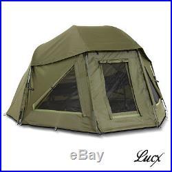 Lucx Bivvy / Karpfen Zelt / Schirmzelt / Brolly / Angelzelt / Carp Shelter 60`