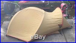 MOSS TITAN SEATTLE USA 3 PERSON 4 SEASON TENT EXCELLENT