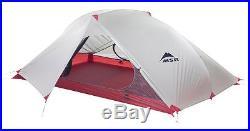 MSR Carbon Reflex 2 Ultralight 3 Season 2 Person Backpacking Tent