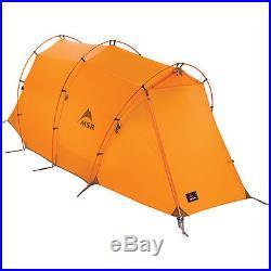 MSR Dragontail Tent 2-Person 4-Season Sunset Orange/Gray One Size