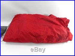 MSR Elixir 3-Person Backpacking Tent Red
