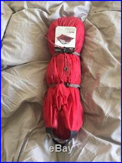 MSR Freelite 2 Tent 2-Person 3-Season Red Ultralight Backpacking NEW
