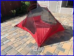 MSR Freelite 3 UltraLite 3 Season 3 Person Backpacking Tent Retail $500