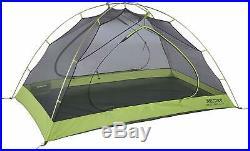 Marmot Crane Creek Lightweight Backpacking Camping Tent 2 Person