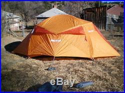 Marmot Halo 3 Season 4 Person Tent & Tag » marmot « @ Small Camping Tents