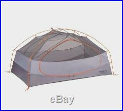 Marmot Limelight 2P 2-Person Backpacking Camping Tent with Rainfly & Footprint