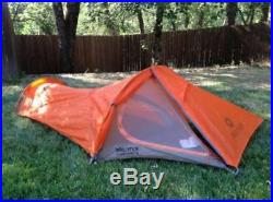 Marmot Starlight 1P Tent 1 Person, 3 Season backpacking tent with new tag