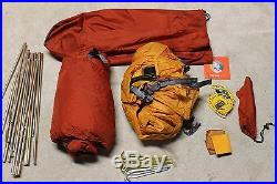 Marmot Swallow 2 person 4 season tent