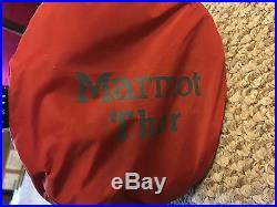 Marmot Thor 2P tent NWT + NWT footprint