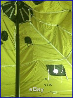 Military M1950 10 Man Arctic Tent (NOS)