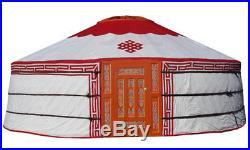 Mongolian Yurt Canvas Cover