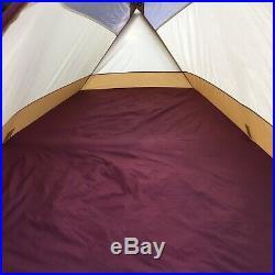 Moss Starlet Tent 2 Person 3 Season Camden USA Vintage Good /Fair TLC