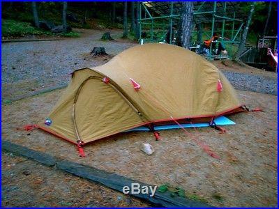 Moss tent Hooped Outland tent MSR & Moss tent Hooped Outland tent MSR @ Small Camping Tents