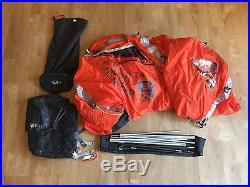 Mountain Hardwear EV2 Tent 2-person 4-season withfootprint