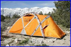 Mountain Hardwear EV 3 Person Four-Season Tent For High-Altitude Winter Camping