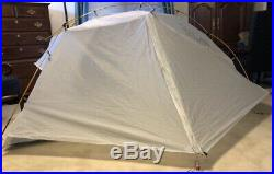 Mountain Hardwear HYLO 3 Person Tent Great Condition Backpacking Complete