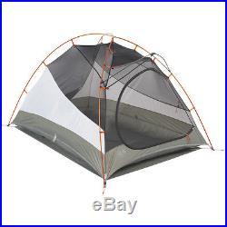 Mountain Hardwear Lightwedge 3 DP tent c/w dry pitch footprint