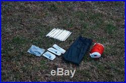 Mountain Hardwear Space Station Tent & Footprint, 15 Person-4 Season