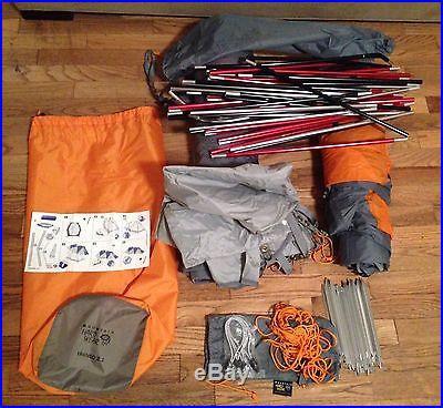 Mountain Hardwear Trango 3.1 Four Season Exbedition/Winter Tent