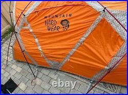 Mountain Heardwear EV3 4 season tent
