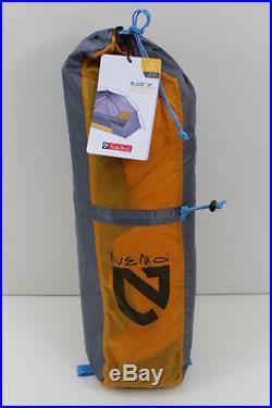 NEMO Blaze 2P 3-Season Backpacking Tent