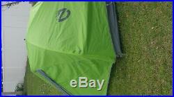 NEMO Galaxi 2P Tent with Footprint 3 season