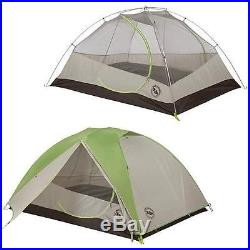 NEW Big Agnes BLACKTAIL 3 Person Tent Backpacking Hiking Camping