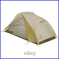 NEW Big Agnes Fishhook UL1 One Person Ultralight Backpacking Tent & Footprint UL