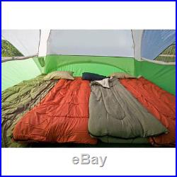 NEW! COLEMAN Evanston 6 Person Outdoor Family Screened Camping Tent 14' x 10