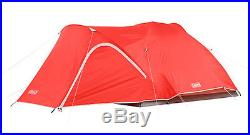 NEW! COLEMAN Hooligan 4 Person Camping Dome Tent with WeatherTec System 9' x 7