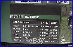 NEW Napier Sportz 57 Series 57122 57891 Camo Truck Tent Chevy Dodge Toyota