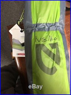 NEW Nemo Hornet 2P Ultralight Backpacking Tent BRAND NEW