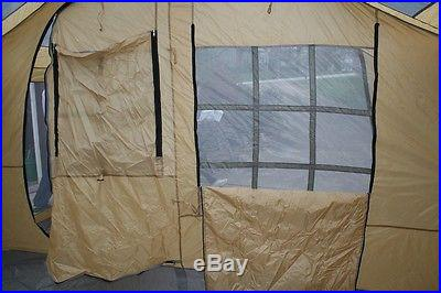 NEW Northwest Territory Front Porch Tent, 18'x12'x90, Large Cabin Style Tent